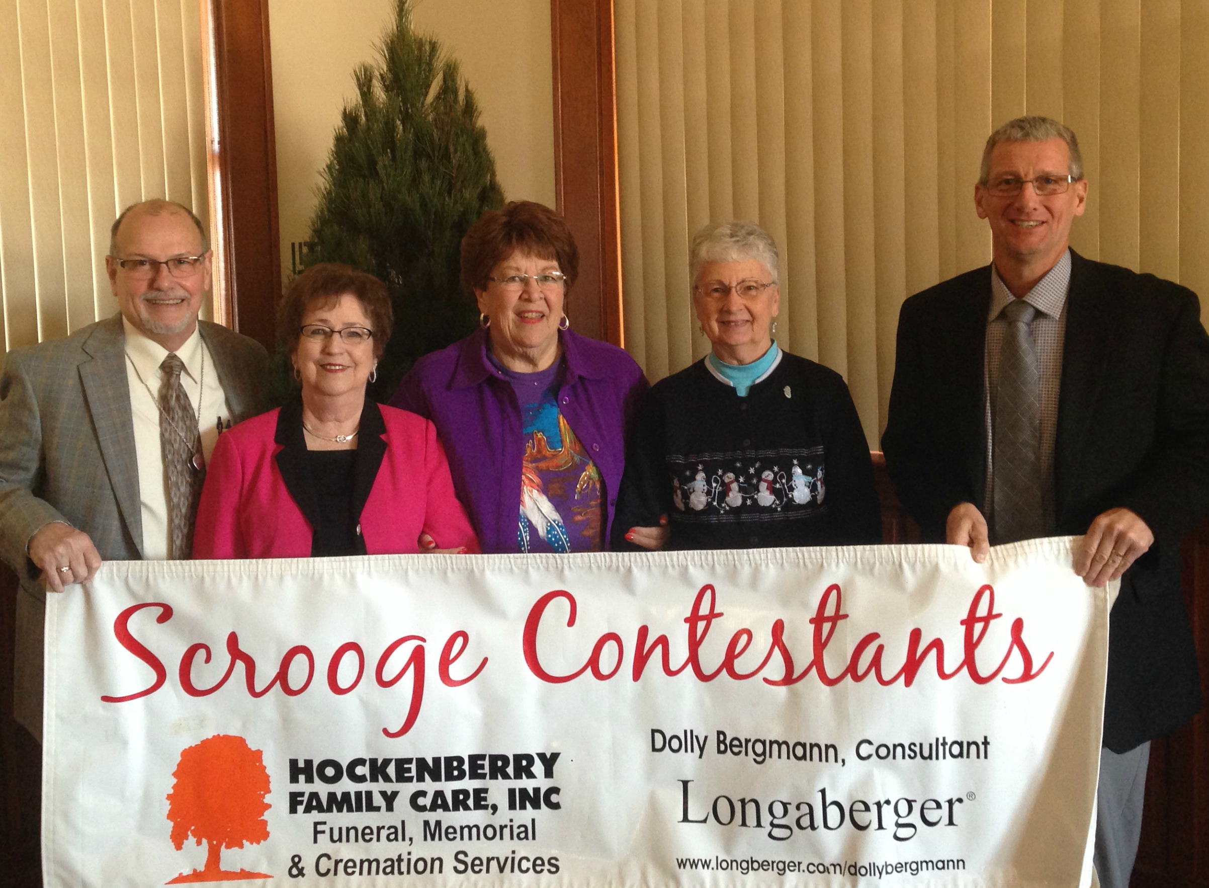 2015 Scrooge Contest