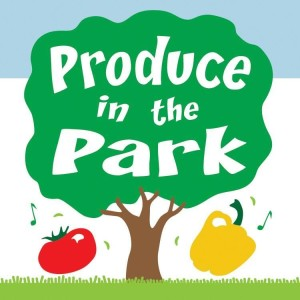 Produce in the Park Logo