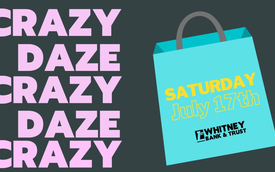 Crazy Daze Facebook Cover 2021