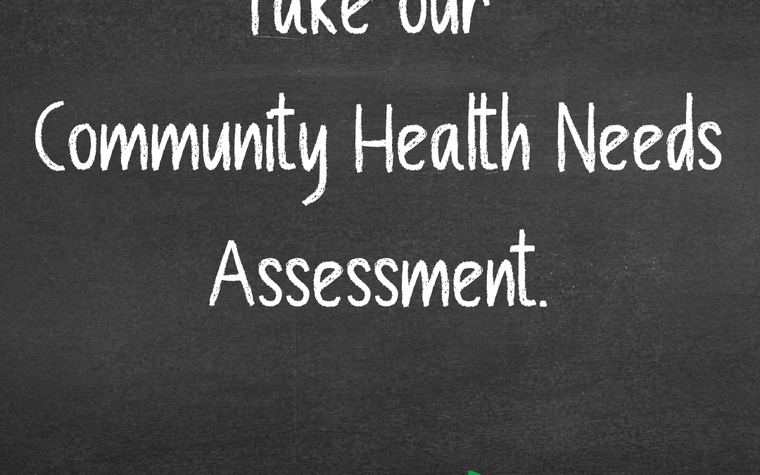 Cass County Community Health Needs Assessment Graphic