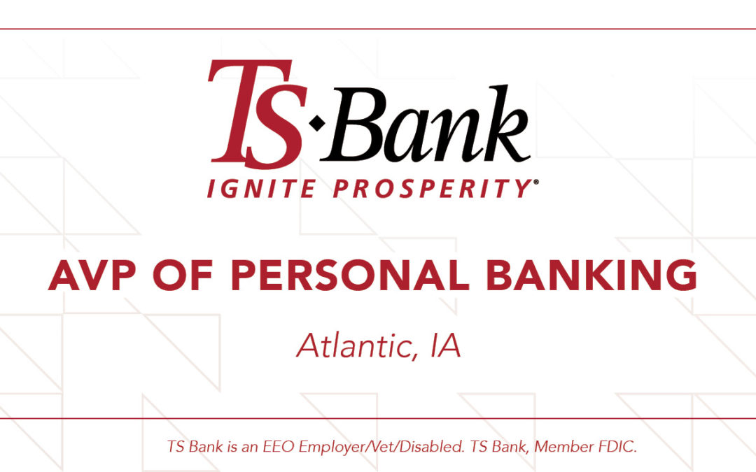 AVP of Personal Banking